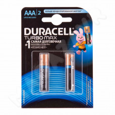 Батарейка Duracell Turbo ААА 2 шт