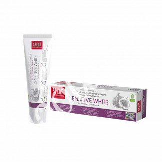 Зубная паста Splat Professional Sensitive White 100 мл