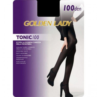 Колготки Golden Lady Tonic 100 Nero 4